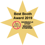 2019 Best Booth Award Winner - Barnacle Blockers